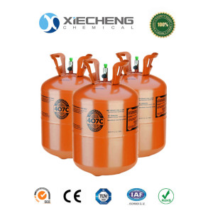 Mixed Refrigerant 407c Substitute for R22
