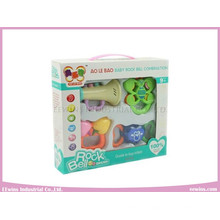 Baby Toys Combination Baby Bells Toys Rattle