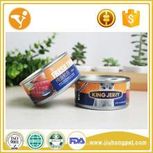 Aplicación de perros y característica ecológica Granel Comida de gato en conserva barata