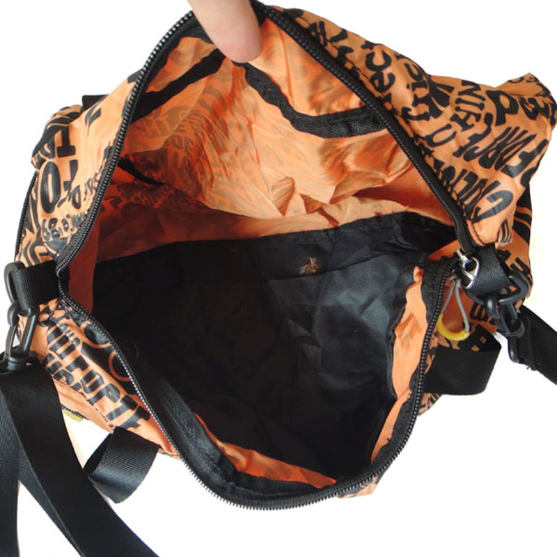 Printing Trendy Travel Gym Bags
