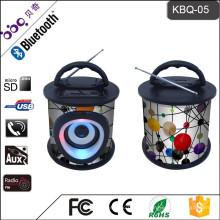 800mAh Lithium-Batterie Bluetooth Musik Lautsprecher Sound-System Audio-Geräte