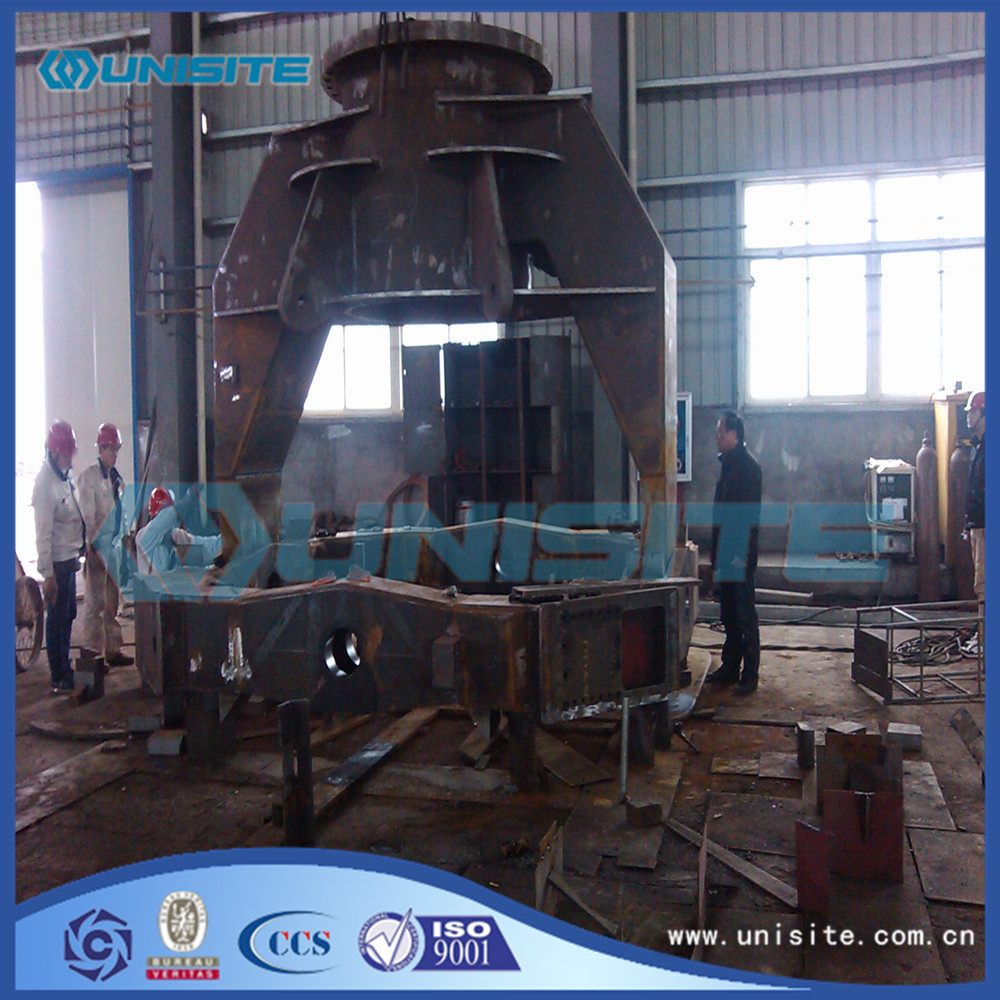 Steel Pump Suction Pipe Design