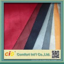 China alta calidad Sofá tapizado tela del ante