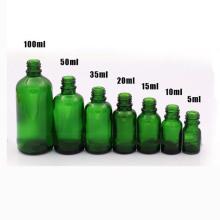 Bouteille en verre en gros, bouteille compte-gouttes (NBG04)