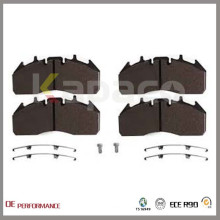 WVA 29174 Kapaco Auto Brake Pad Thickness OE NO 5001864363 For Volvo Renault