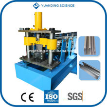 Passed CE and ISO YTSING-YD-6652 Automatic Slotted Channel Roll Forming Machine