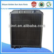 Meilleur radiateur en cuivre à fin d'eau en Chine