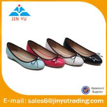2015 commerce de gros Chine chaussure femme