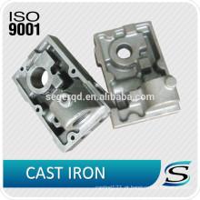 molde de ferro fundido personalizado