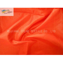 210T Polyester Taffeta Fabric With Coated PU