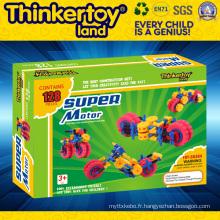 Thinkertoyland 3+ Children Environment Friendly Education Toy