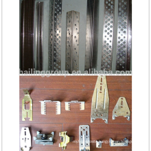 Anticaustic galvanized steel C channel U channel for wall