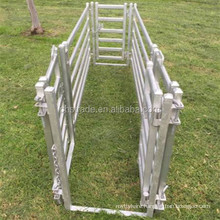 Sheep 3 Way Draft Race & Cattle Sheep Panel with high quality and factory price