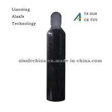 Asf Aluminium Empty Oxygen Welding Gas Cylinder