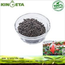 Organic humic acid carbon base compound  fertilizer