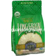 Plastic Bag for White Long Grian Rice Packaging/ Rice Bag