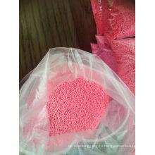 Цветные крапинки для использования в прачечных порошках (14-30 Mesh)