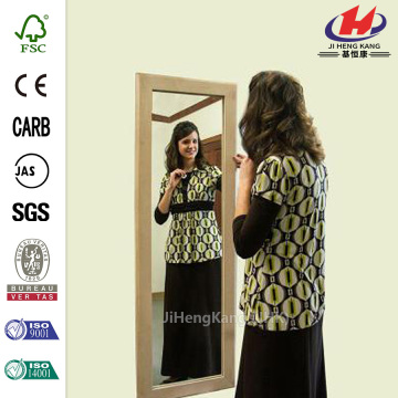 JHK-G18 6 Panel Without Frame Glass Blockboard door