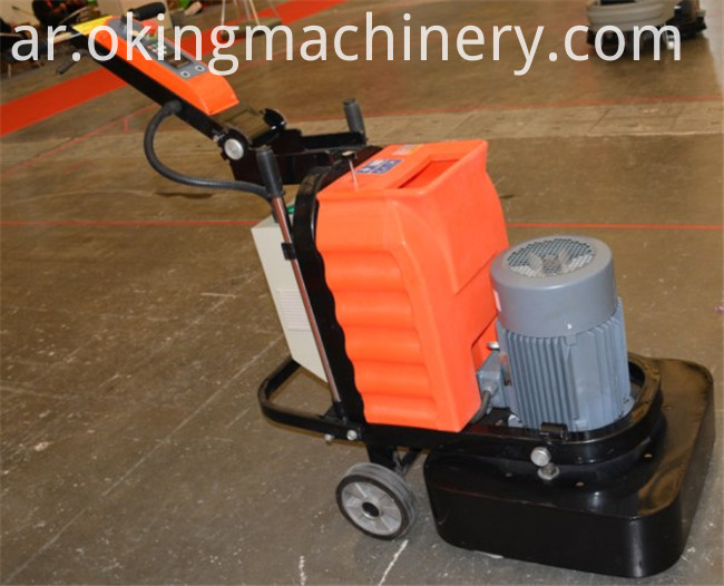 220V 380v concrete polishing machine