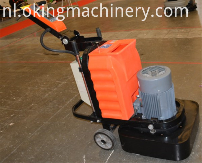 Electric Floor Polishing Machine Price