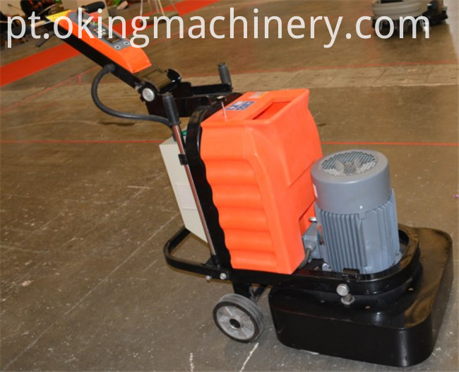 580 MM Concrete Floor Grinding Machine