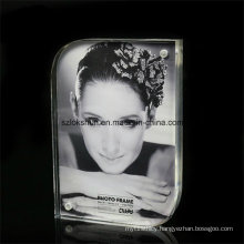 Double Sides Acrylic Photo Frame for Picture Display
