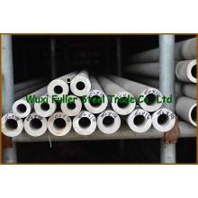 Tubulação de aço inoxidável de alta elasticidade do diâmetro da força 50mm