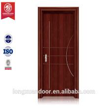 Conception des portes, entrée porte en bois pour l'hôtel, porte de la chambre d'hôtel