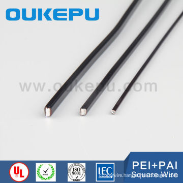 zhejiang factory China transformer partners varnish aluminum square wire