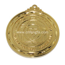 custom medal for football match