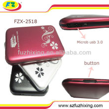 USB 3.0 2,5 Zoll SATA Externe Festplatte Gehäuse