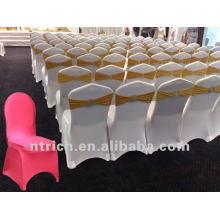 Couvertures de chaise de spandex, housses de chaises lycra