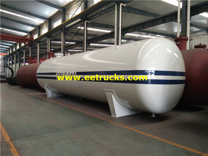 15000 Gallons LPG Domestic Tanks