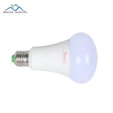Le champignon chaud de la vente 9w e27 a mené l'ampoule pour l'éclairage de secours de logement