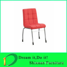 Colorful firm stacking living room chair