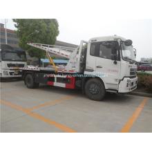 Dongfeng 4x2 Pritschenwagen in Afrika