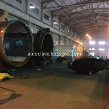Industrial Wood Impregnation Autoclave