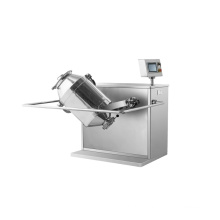 industrial 3d turbula dry powder mixer blender machine