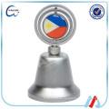 Personalizada campana de metal