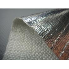 FW800AL Aluminum Laminated Fiberglass Fabrics