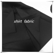 Best CVC80 20 Plain Black Color Fabric For Shirts