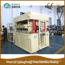 Wide belt sanding machine for mdf