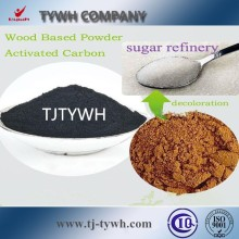 wood based activated carbon for sugar decolorizing AM 011
