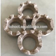 Anilhas cerâmicas do fornecedor exclusivo de Nelson para o anel cerâmico da soldadura de parafuso prisioneiro