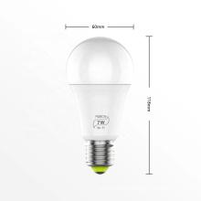 HOT Selling 7w bulbs rgb colour led wifi smart light bulb