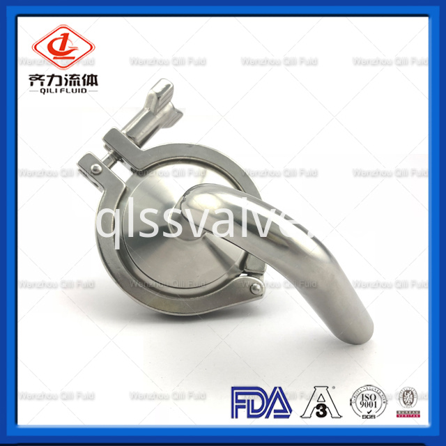 Sanitary Stainless Steel Air Release Valve 6