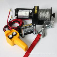 CE aprobó 2000LB SUV / Jeep / Camión 4WD Winch / Winch eléctrico / Winch Auto / Camión eléctrico Winch