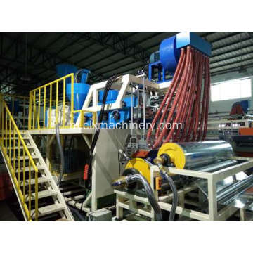 PE Packaging Wrapping Film Making Plant