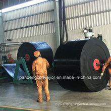Power Plant Conveyor Belt / Conveying Belt / Rubber Conveyor Belt