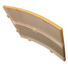 Irregular Shaped Aluminum Panel with PVDF Coated Finish for Facade Cladding and DecorationNew
